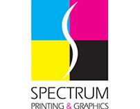 Spectrum Printing & Graphics logo