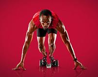 Usain Bolt for NISSAN