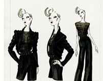 Modernizing the 1940s: Western Costume Mentorship