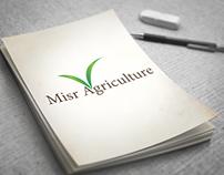 Misr Agriculture Logo & Business Card Design