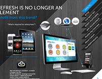 Keynote Presentation design - WiFi Off-loading