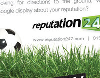 Advertising Campaign for Reputation 24/7