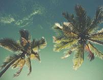Vintage photos - (Beach)