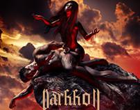 Darkkon CD Artwork