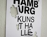 Poster inspired by Attila Csörgo