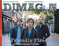 DjMAG Moscow magazine