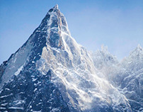 Sommets alpins