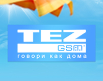 TezGSM web site redesign