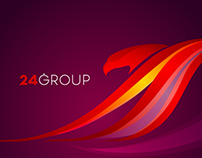 24 Group Dubai - Branding