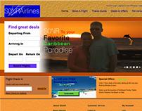 Soair web sight layout