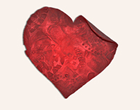 CD cover and Poster Kanye West - 808s & Heartbreak