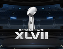 CBS Sports Superbowl/Football Inserts at Cake Studios