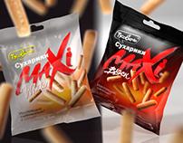 """Crackers """"Maxi"""""""