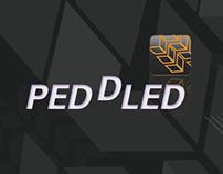 PEDDLED