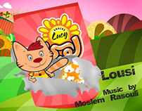 Music For Lousi Advertisement