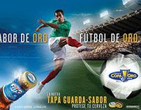 Miller Lite: Gold Cup - Soccer Gold