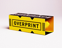 OverPrint - Package for Two Colors