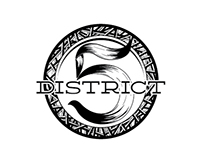 F.I.N.D. INC., District Five Logo