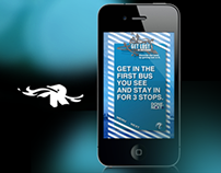 GET LOST. Mobile app