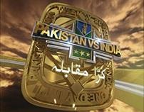 Pakistan Vs India Cricket Title