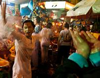 Bangkok, welcome hinduism Thai Style.