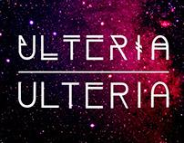 Ulteria Font