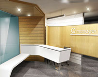 Q Manager (corporate office)