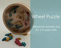 Puzzle Wheel