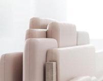 SofaScape le canapé à géométrie variable par Benjamin G