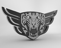 TIGER SECURITY - Branding & Identity