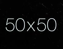 50x50