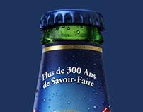 Carlsberg Bottle packshots