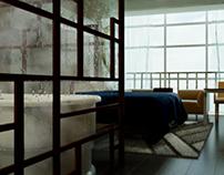 Hotel Room Paradise