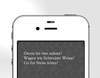 Vinea Swiss Wines App