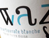 Design logo et étiquettes pour une bière artisanale
