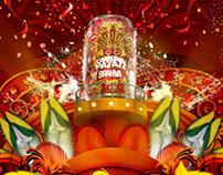 Carnaval de Mazate Brahva 2013