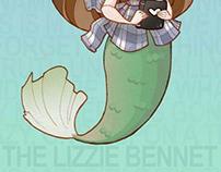 The Lizzie Bennet Mermaids