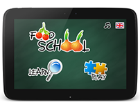 Food School [Mobile App]