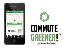 iOS App for Commute Greener