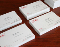 HEXIS Business Cards