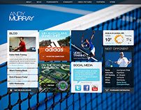 Andy Murray ~ Official Website