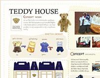 Teddy House