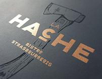 LA HACHE - IDENTITY