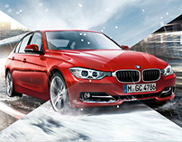 BMW xDrive / Flash banner
