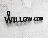 Willow Club Identity
