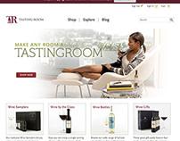 TastingRoom.com Site Refresh