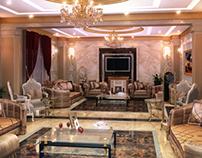 Arabian Sitting Space