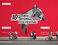 Dubai Film Festival Rebrand Pitch