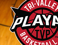 TVP AAU Basketball Logo