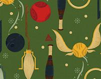 Quidditch Pattern